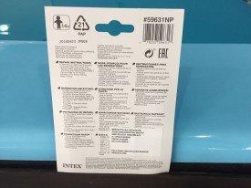 Adesivo para reparo em piscinas plásticas/vinil,colchões infláveis.