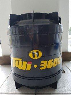 Casco do filtro para piscinas modelo TWi 3600 Hidrasul .