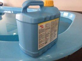 Clarificante Hidrosan Hidrofloc 5 Litros  para piscinas.