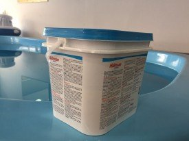 Cloro Granulado para piscina Hidrosan Penta 2,5 kg