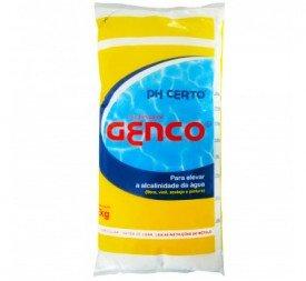 PH Certo Genco Alcalinizante para Piscinas 2 kg
