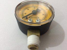 Manômetro do Filtro de Piscinas Jacuzzi Modelo Padrão