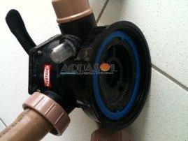 Borracha de vedação da parte de baixo do filtro H