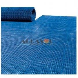 Estrado plástico flexível para colocar no chão do vestiário
