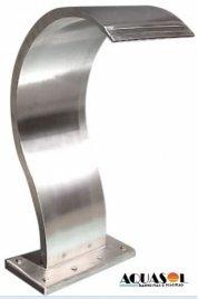 Cascata em aço inox 304 High Tech Junior com 60cm
