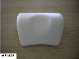 Travesseiro para Banheira na Cor Branco
