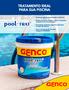 Cloro Granulado para Piscina Genco Pool-trat 10kg