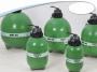 Filtro para Piscina de 60 Até 120 Mil Litros HMF-55