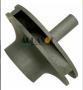 Rotor Noryl= Ø121mm 2CV para Motor Dancor PF-22