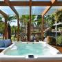 Spa Quadrado My Place Lounge 200 em Acrílico Premium