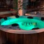 Spa Redondo Alpha Tub Slim em Acrílico